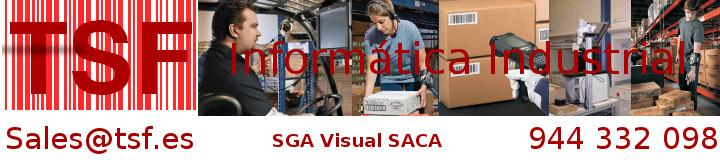 SGA SACA. Sistema de gestión de almacenes (WMS)